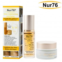 Nur76 Skin Lightening Original Serum & Cream